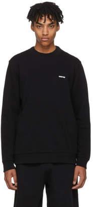 Givenchy Black Statue Romantic Sweatshirt