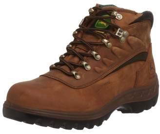 "John Deere Men's JD3604 5"" Waterproof Steel Toe Hiker"