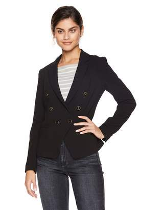 Cupcakes And Cashmere Women's Elodie Double Brested Blazer