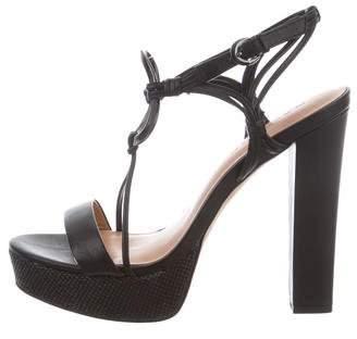 Halston Leona Platform Sandals w/ Tags
