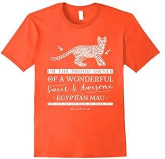 Egyptian Mau Cat Christmas Or Birthday Gift