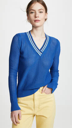 Paul Smith Loose V Neck Sweater