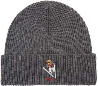 Polo Ralph Lauren Knitted Polo Bear Hat