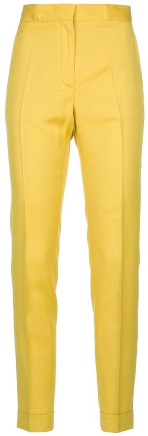 Stella McCartney high waist trouser