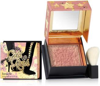 Benefit Cosmetics Gold Rush Box O' Powder Blush