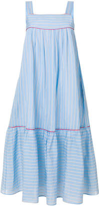 Paul & Joe striped flared dress
