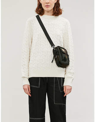 Stussy Strand cotton-knitted jumper