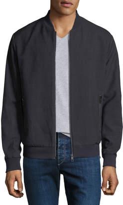 Antony Morato Men's Zip-Front Bomber Jacket