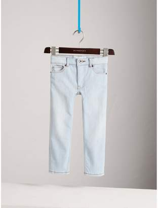 Burberry Childrens Skinny Fit Stretch Jeans