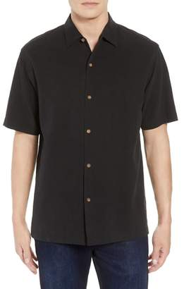 Tommy Bahama Bahama Reserve Silk Camp Shirt