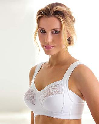 Miss Mary Of Sweden Miss Mary Cotton Comfort Non Wired Bra