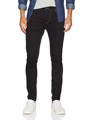 Benetton Men's Trouser, (Black 700)