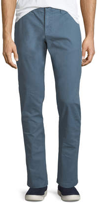 Original Penguin P55 Slim-Fit Garment-Dye Stretch Chino Pants