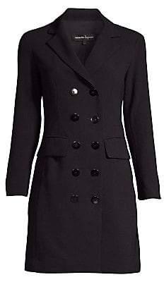 Nanette Lepore Women's Dynamic Coat Dress - Size 0