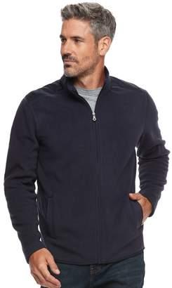 Croft & Barrow Men's Arctic Fleece Zip-Front Jacket