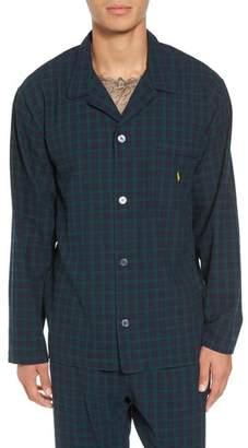 Ralph Lauren Flannel Pajama Shirt