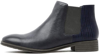 Django & Juliette Fali Olive Boots Womens Shoes Casual Ankle Boots