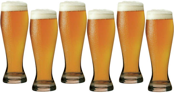 Mikasa® Set of 6 Beer Drinking Glasses