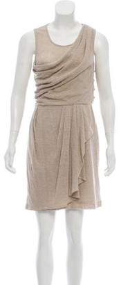 Ali Ro Linen Mini Dress w/ Tags