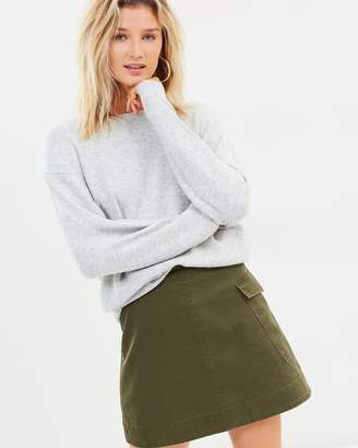Nude Lucy Cecile Utility Skirt