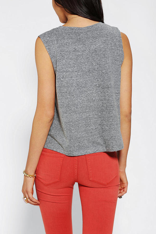 Urban Outfitters Deter Buddha Triblend Muscle Tee