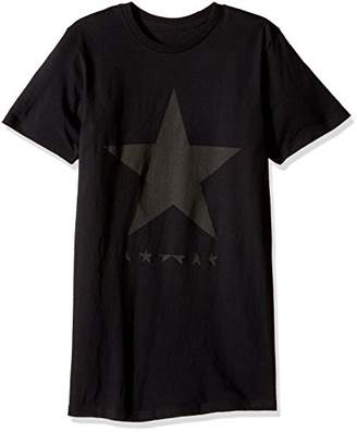 Impact Men's David Bowie Star T-Shirt