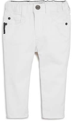Armani Junior Boys' Skinny Jeans - Baby $120 thestylecure.com