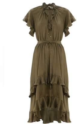 Zimmermann Flutter Smock Dress