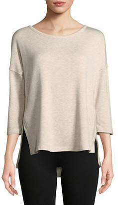 Calvin Klein Three-Quarter Sleeve Pullover