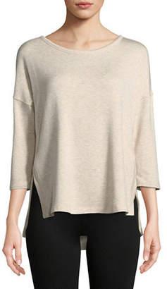 Calvin Klein Three-Quarter Sleeve Pullover