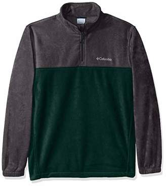 Columbia Men's Steens Mountain Big and Tall Half Zip