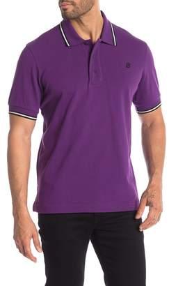 Bally Short Sleeve Polo Shirt