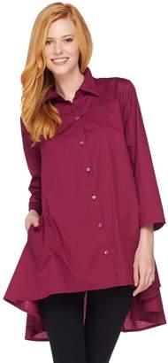 Athena Joan Rivers Classics Collection Joan Rivers Swing Style Shirt