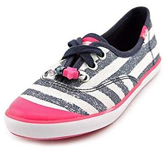Keds Champion Youth Girls' Blue Oxfords Shoes Size New/Display UK 12.5