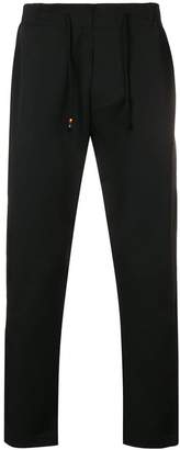 The Silted Company palm tree accent trousers