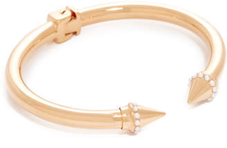 Vita Fede Mini Titan Pearl Bracelet $390 thestylecure.com