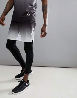 Wear Colour Wear Color Arc Shorts in Black