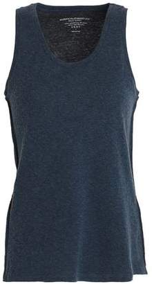 Majestic Filatures Mélange Cotton And Cashmere-Blend Tank