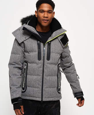 Superdry Deluxe Nordic Snow Puffer Jacket