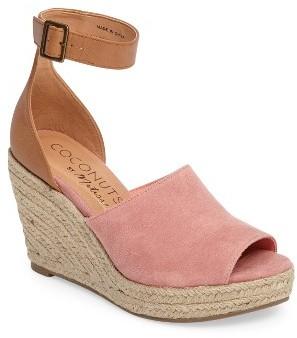 Women's Matisse Flamingo Wedge Sandal $79.95 thestylecure.com