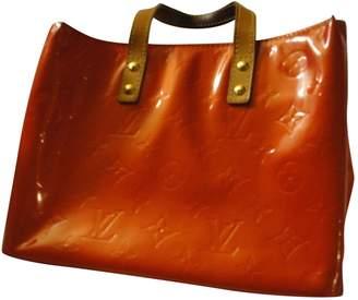 Louis Vuitton Houston Patent Leather Handbag