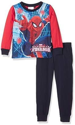 Spiderman Boy's Team Pyjama Set