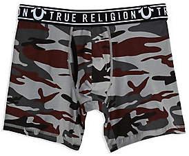 True Religion MENS CAMO BRIEF 2 PACK