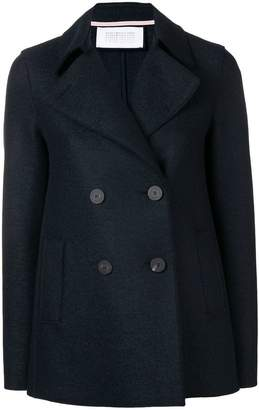 Harris Wharf London double breasted blazer
