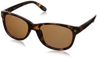 Foster Grant Women's Sutton Pol Polarized Wayfarer Sunglasses