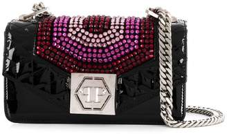 Philipp Plein crystal embellished crossbody