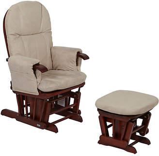 Tutti Bambini GC35 Glider Chair - Walnut