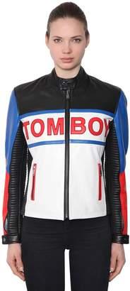 Filles a papa Tomboy Leather Jacket