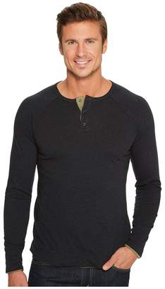 Jeremiah Utley Reversible Henley Men's Clothing