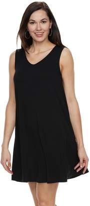 Apt. 9 Petite Sleeveless A-Line Dress
